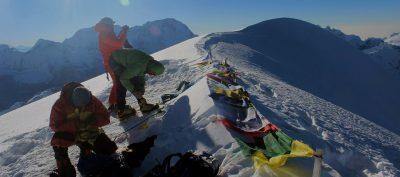 Ama Dablam Expedition 2019