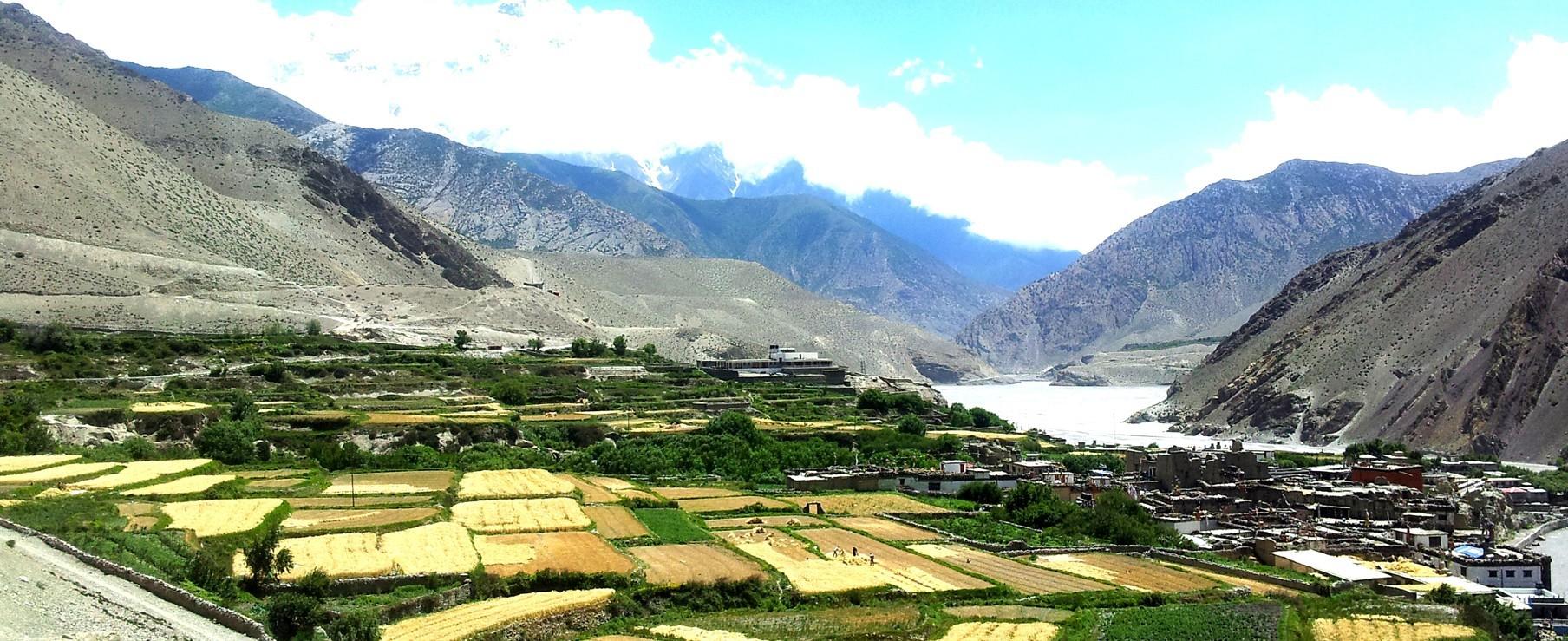 Annapurna Jomsom Trek