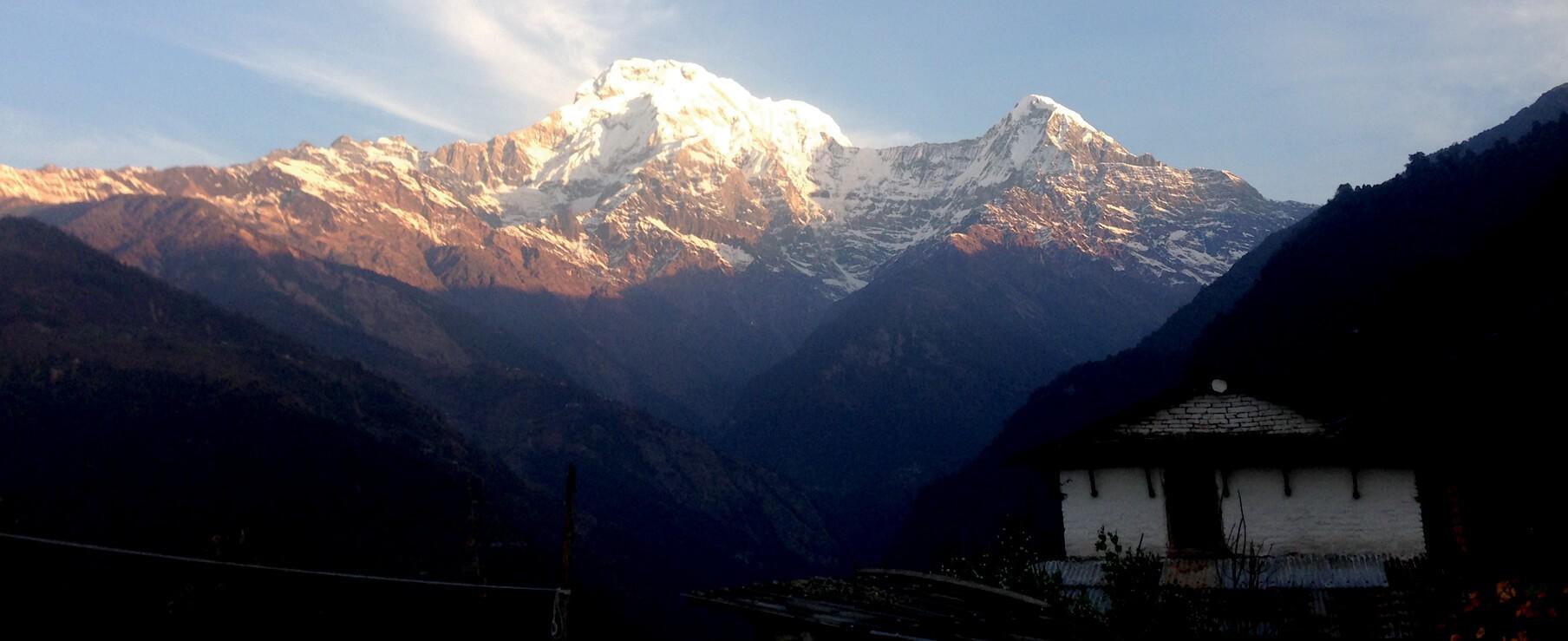 Everest and Annapurna Trek