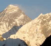 Everest from Gokyo Ri