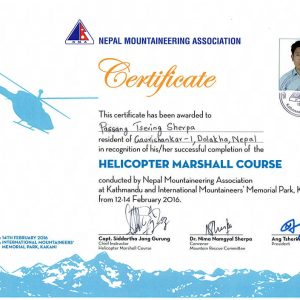 Nepal Mountaineering Association Image