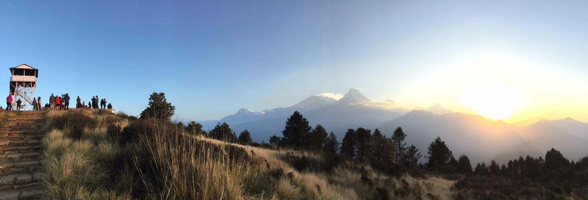 Annapurna Poonhill Trek