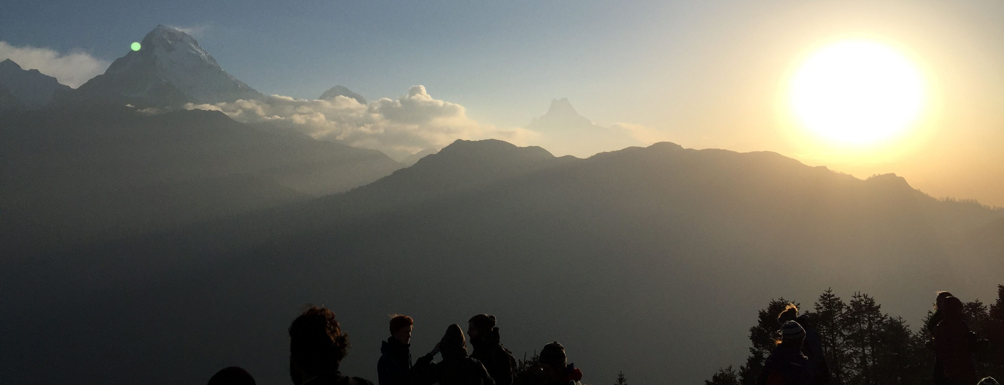 Annapurna inner circuit trek