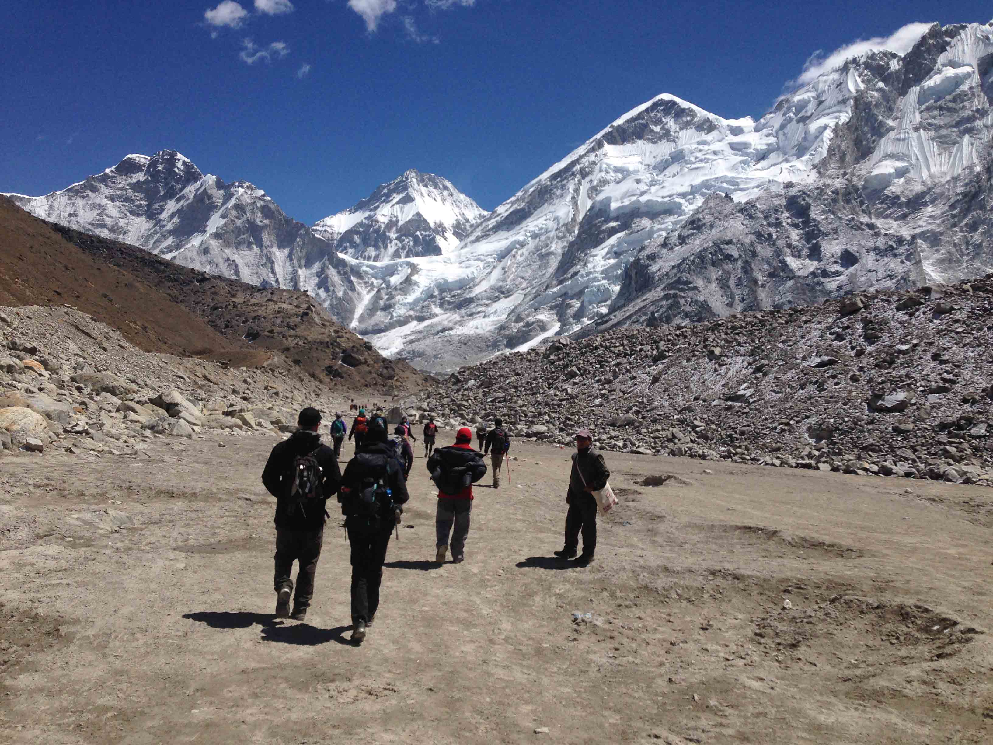 Everest Base Camp Route
