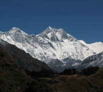 Everest, Lhotse amd Nuptse