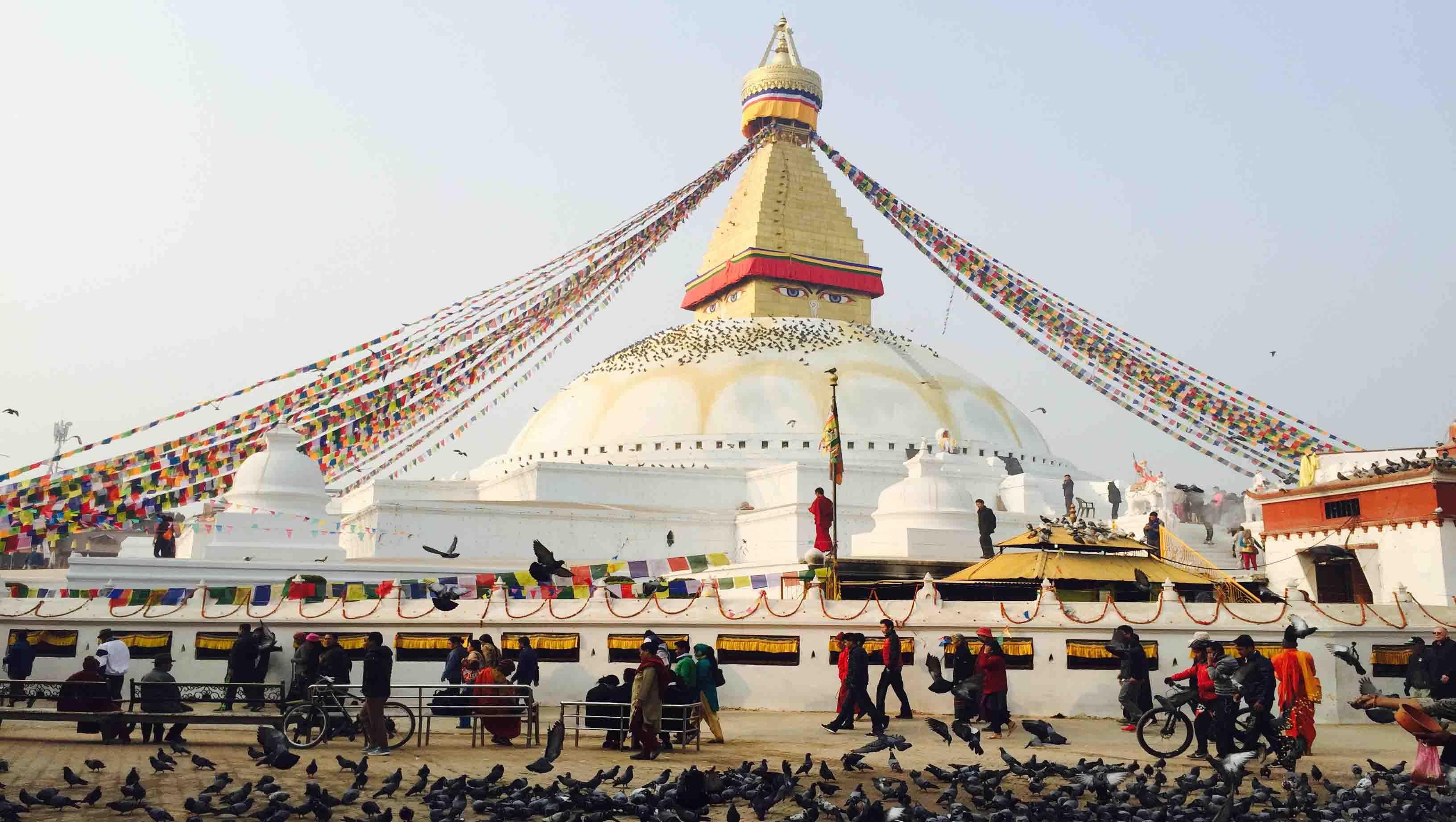 Half day sightseeing of Kathmandu