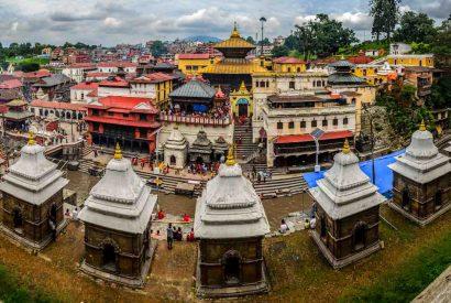 sightseeing of Kathmandu