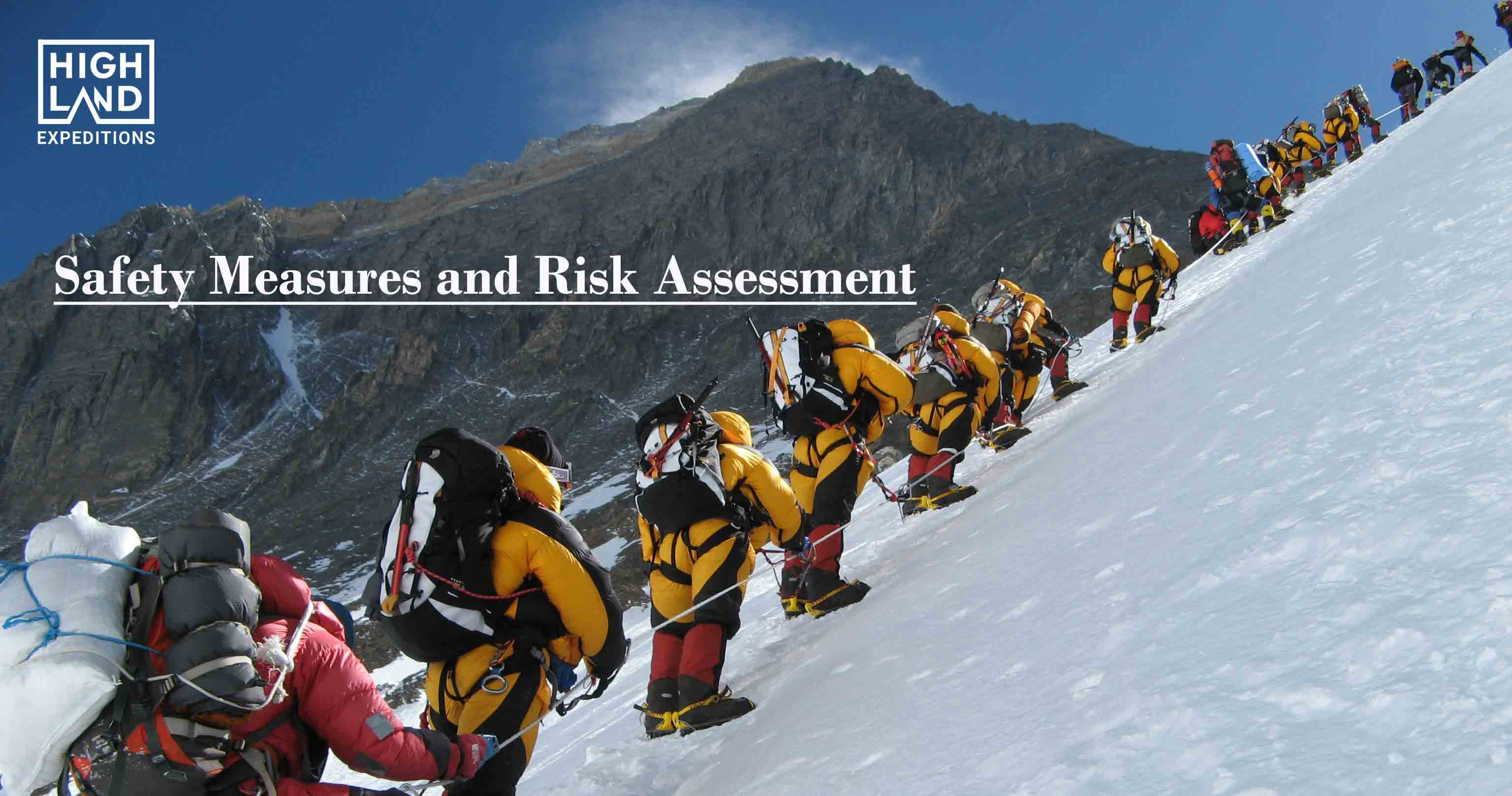 Safety measures and risk assessment for nepal treks