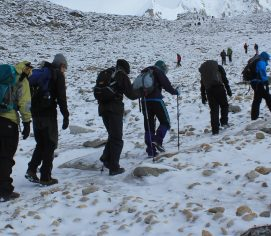 Hike to Kalapathar