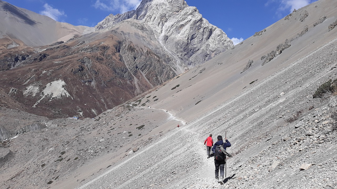 adventurous trek in nepal