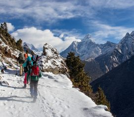 less popular base camp treks in Nepal