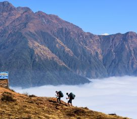 best himalayan view treks