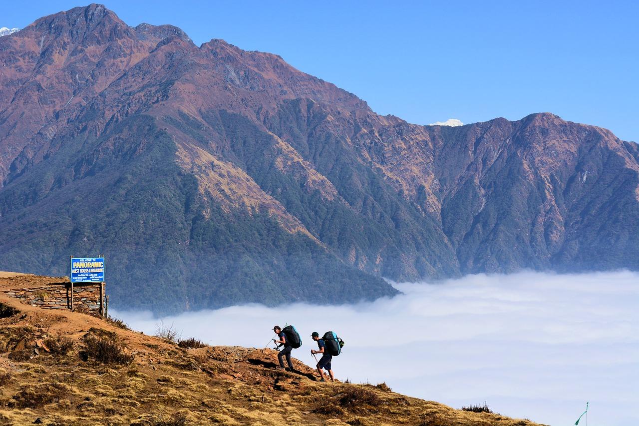 best trekking destination in Nepal