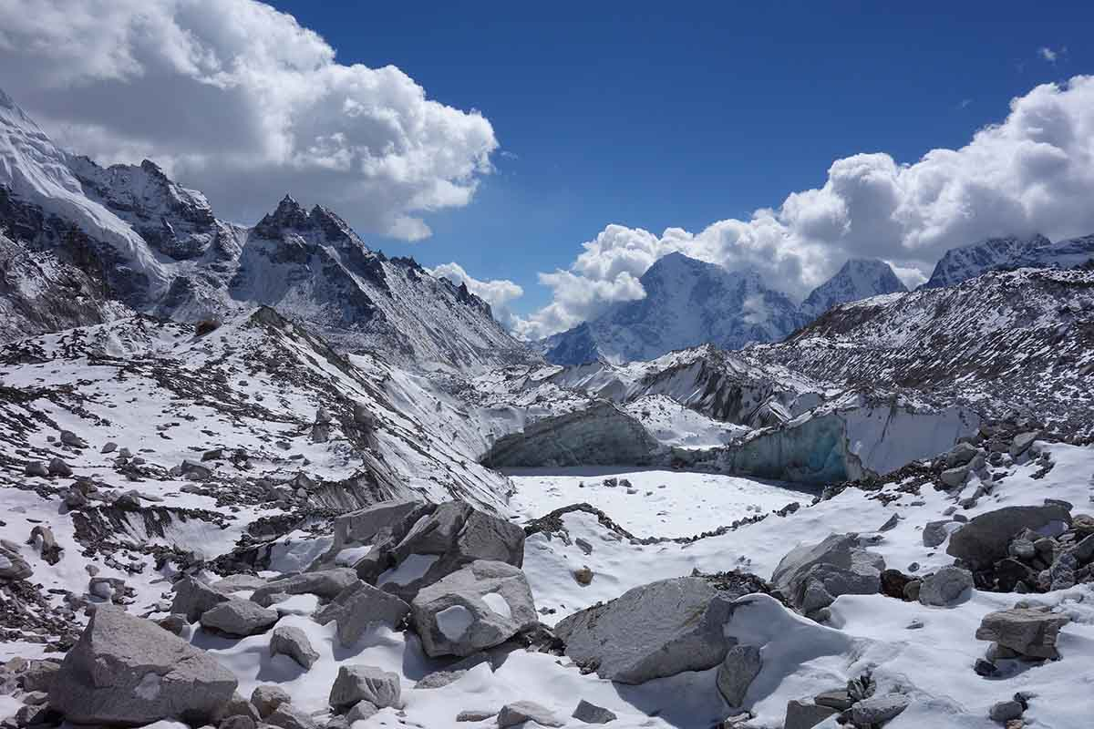 everest base camp winter season