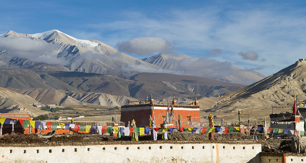 upper mustang trekking highlights