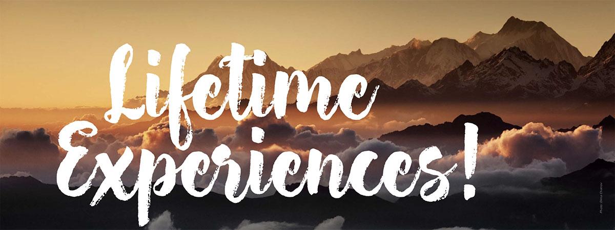 lifetime experiences
