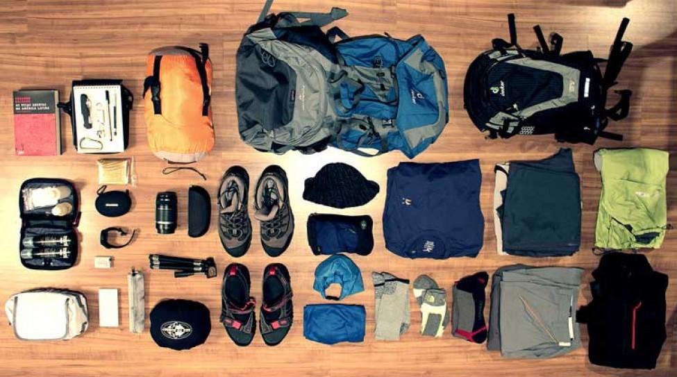 Everest base camp trek equipment list