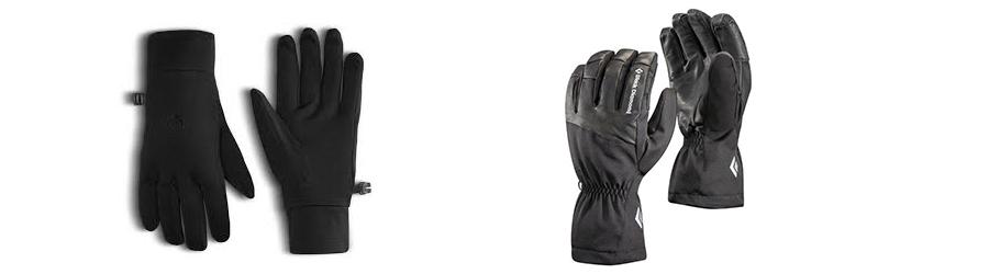 gloves for trekking