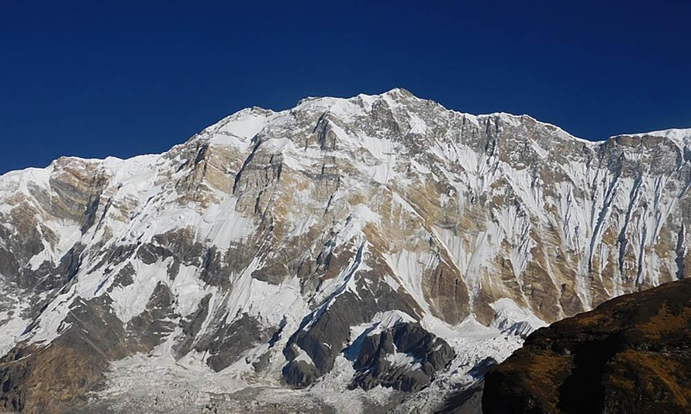 Southface of Annapurna