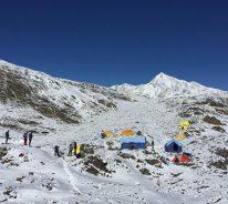 Chulu far east camp