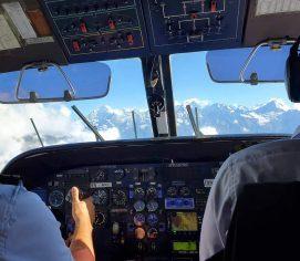 Lukla flight
